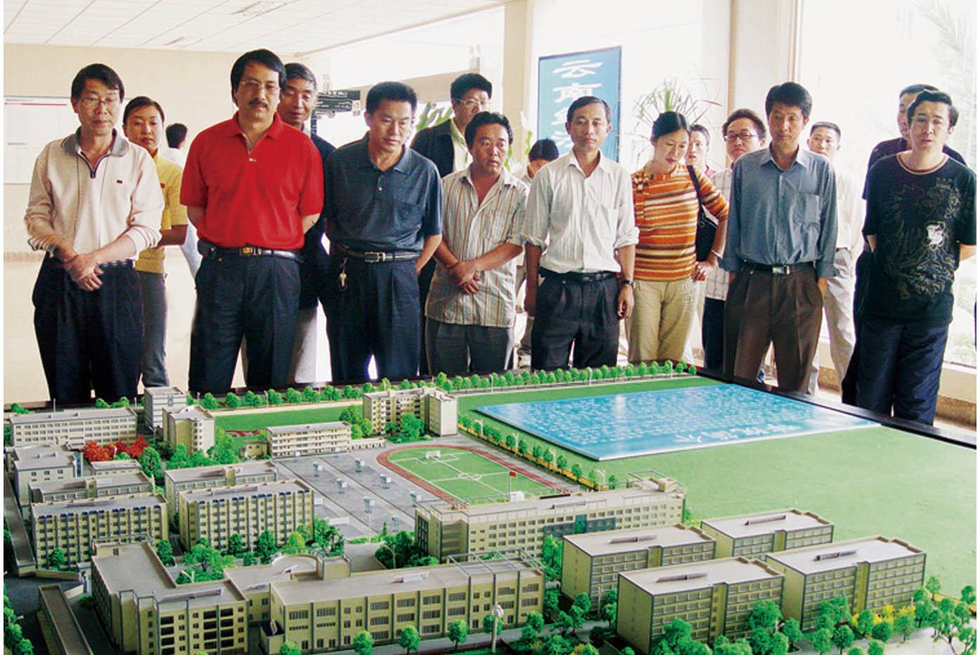 云南省各地州招生办主任莅临学院海源校区指导工作