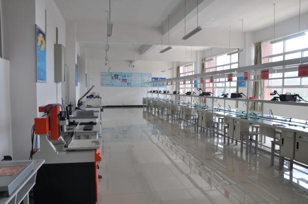 电气自动化实验中心—电子工艺实