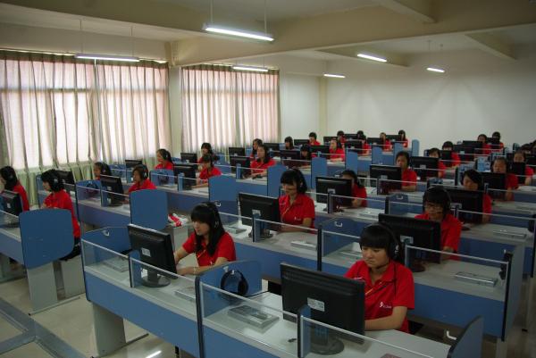 人文综合实训中心—外语培训考试