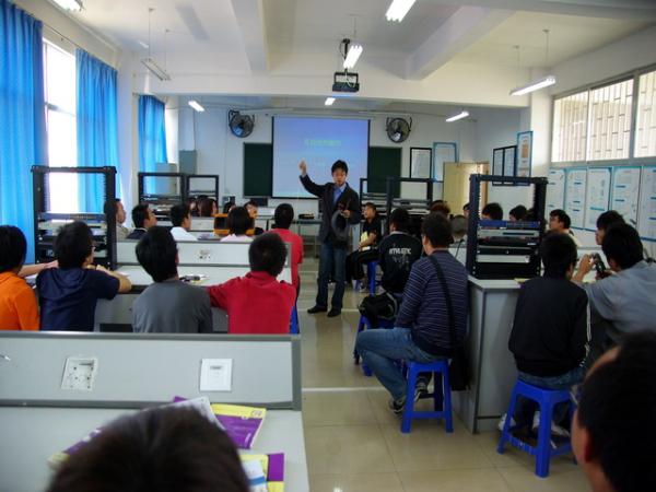 电子信息实训中心—网络技术实训