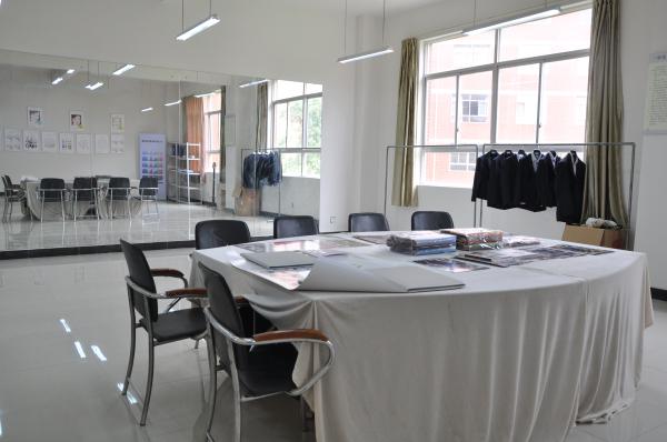综合素质教育中心—职业形象设计实训室