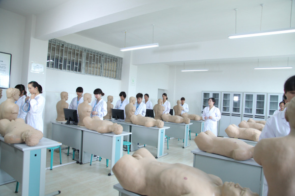 机能学实验中心—诊断实训室