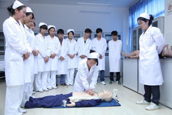 护理实训中心—急救护理实训室
