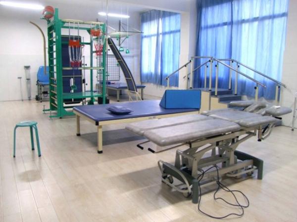 康复与美容实训中心—康复物理治疗(PT)实训室