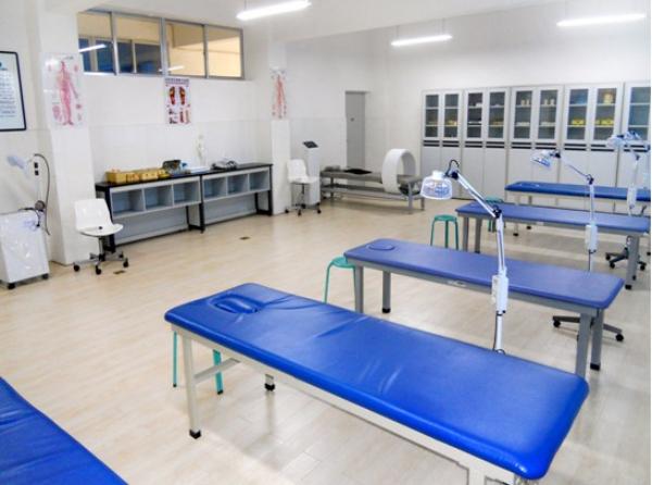 康复与美容实训中心—康复理疗学实训室
