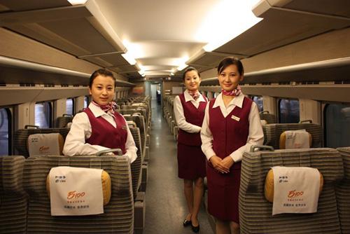 云南经济管理学院航空旅游学院学生就业动车