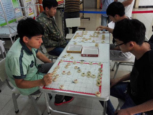 学生社区系列活动之象棋大赛