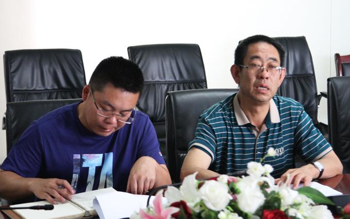 云南经济管理学院开展2016年毕业生离校工作推进汇报会